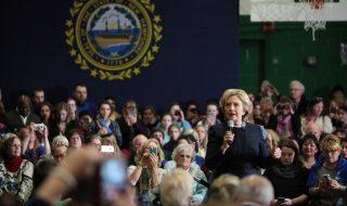 Die duivelse vrouwelijke kiezers: Hillary's vrouwenprobleem bestaat ook in Europa