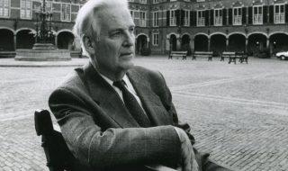 Hans Daalder over totalitarisme, inspiratie, het buitenland, en biografieën