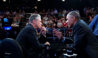 Het gelijk van Arjen Lubach: Politici in satirische programma's