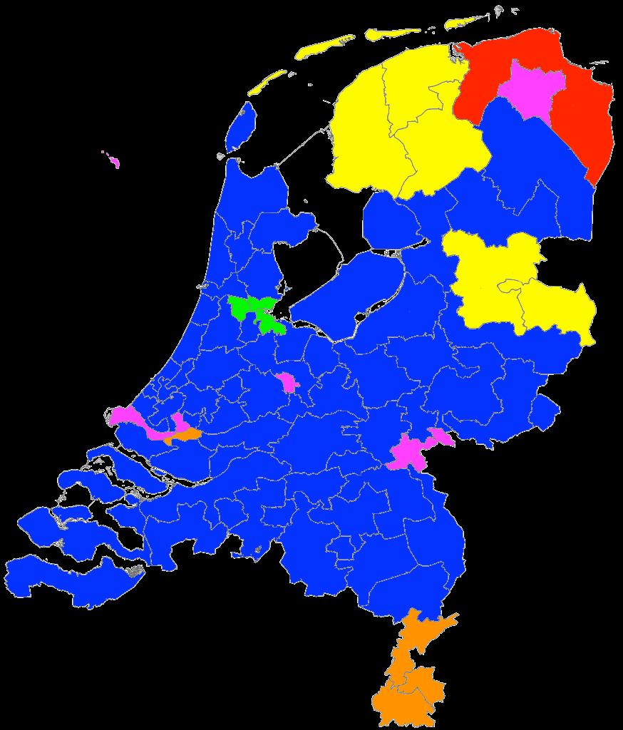 wat als nederland
