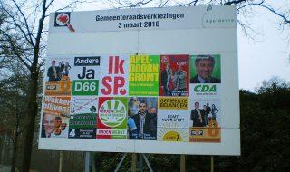 Subsidie voor lokale partijen wenselijk