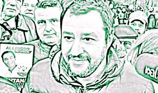 De knokploeg van Salvini: ligt het aan de sociale media?