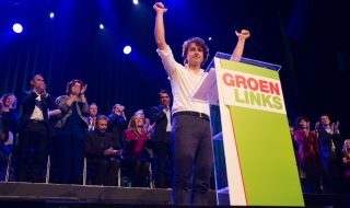 De Groen(Links)e golf
