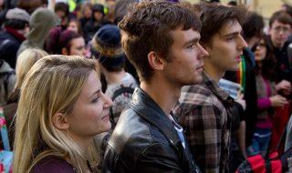 Over de mythe van de ontevreden jongeren