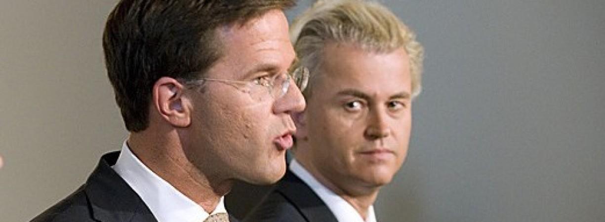 Tweestrijd om het Torentje? VVD versus PVV