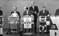 Afzeggen verkiezingsdebatten schaadt zelfvertrouwen en kennis